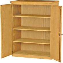 See Details - Small Shelf Armoire