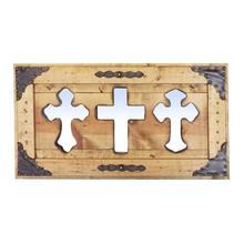 See Details - 3 Mirror Crosses