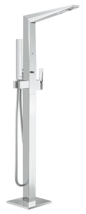 Allure Brilliant Floor Standing Tub Filler Product Image