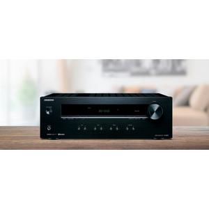 Stereo Receiver with Built-In Bluetooth