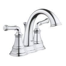 Gloucester 4-inch Centerset 2-handle Bathroom Faucet 1.2 Gpm