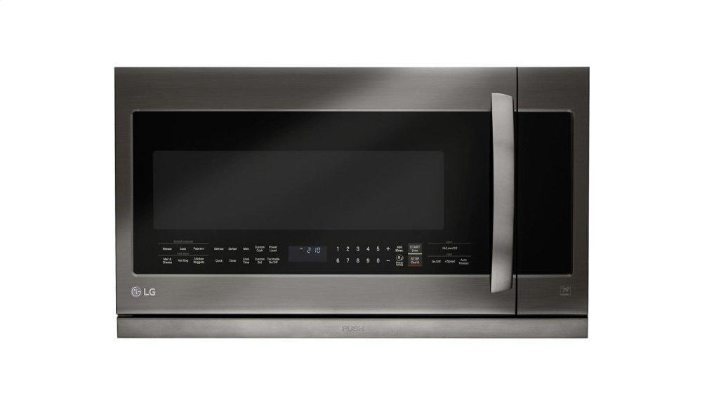 Black Stainless Steel Series 2.2 cu.ft. Over-the-Range Microwave Oven Photo #2
