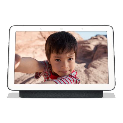 Nest - Google Home Hub Charcoal