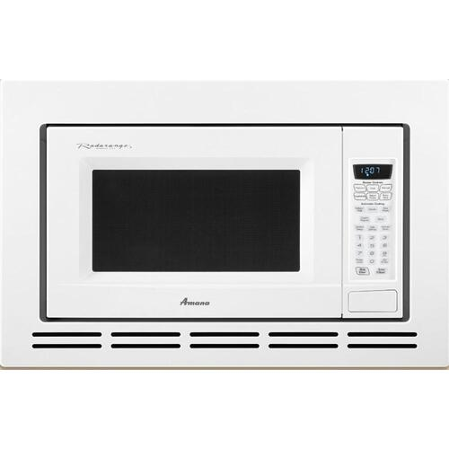 "Whirlpool - 30"" Trim Kit for Countertop Microwaves Model UMTK30W"
