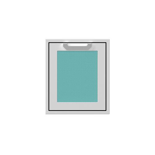 "Hestan - 18"" Hestan Outdoor Single Access Door - AGADR Series - Bora-bora"