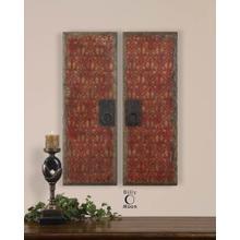 View Product - Red Door Panels, S/2
