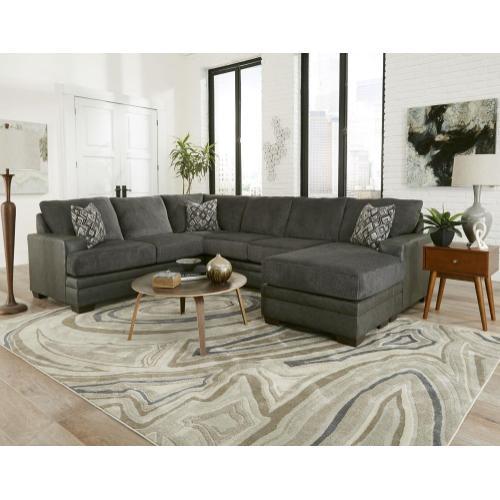 Delta Furniture Manufacturing - 2720-03LAFS LAF Sofa