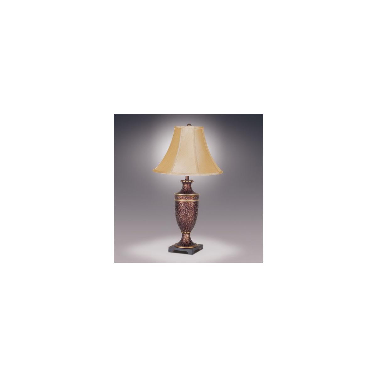 See Details - Hammered Urm Lamp Wi