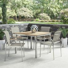 Aruba 5 Piece Outdoor Dining Set