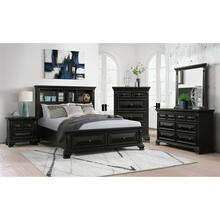 Calloway Bookcase Bedroom Set