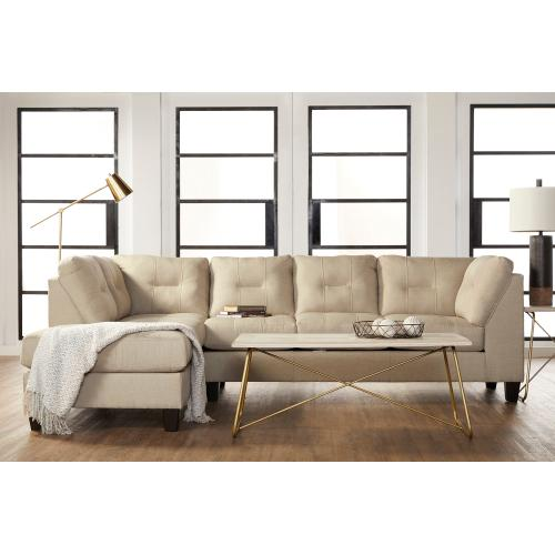 Gallery - 2 Piece Sectional