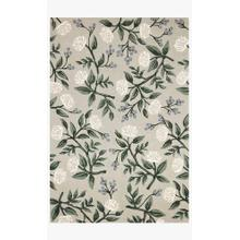 View Product - JOI-03 RP Peonies Grey Rug