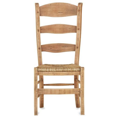 Peg & Dowel Ladder Back