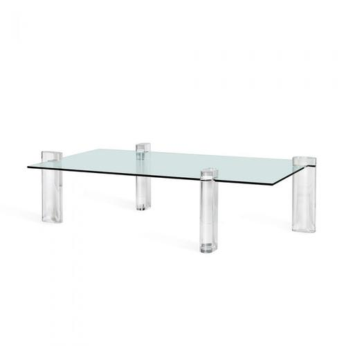 "Channing Grand Cocktail Table - 64"" x 36"