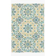 View Product - FC-35 Ivory / Lt. Blue Rug