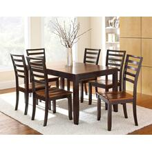 View Product - Abaco 7 Piece Dining(Table & 6 Side Chairs)