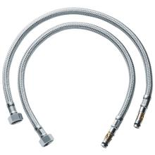 "Universal (grohe) Flexible Connection Hose (18-1/2"")"