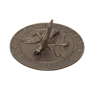 Dragonfly Sundial Product Image