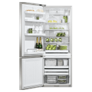 "Freestanding Refrigerator Freezer, 25"", 13.5 cu ft, Ice & Water Product Image"