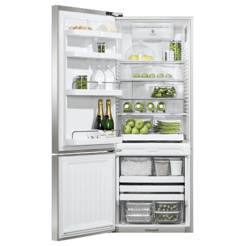 "Freestanding Refrigerator Freezer, 25"", 13.5 cu ft, Ice & Water"