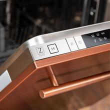 Designer Copper Dishwasher