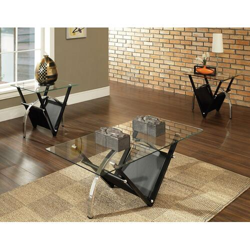 Gallery - Tribecca 3-Pack Set(Pack Includes Cocktail & 2 End Tables)