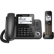 DECT 6.0 1.9GHz Bluetooth® Link2Cell® 1-Line Corded/Cordless Phone with Answering Machine