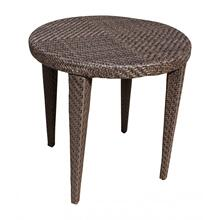"""See Details - Atlantis Patio Woven Round Dining 30"""" Table"""