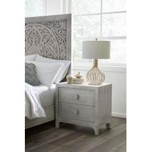 Boho Chic Nightstand