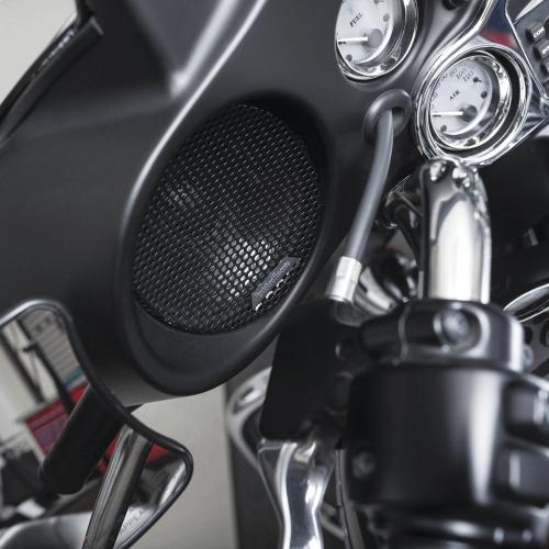 """Rockford Fosgate - Power Harley-Davidson® Electra/Street Glide® 6.5"""" Full Range Fairing Speakers (1998-2013)"""