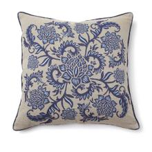 Indigo Print Pillow