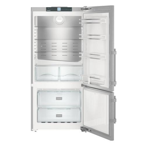 "30"" Fridge-freezer with NoFrost"
