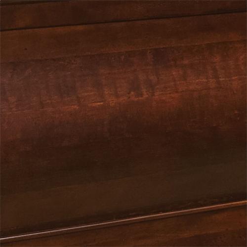 Queen Sleigh Footboard