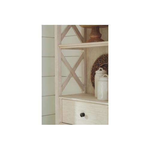 Bolanburg Display Cabinet Antique White