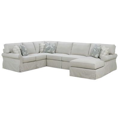 Easton Slipcover Sectional Sofa