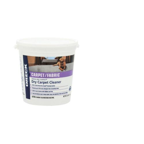 Dry Carpet Cleaning Powder - 9lbs