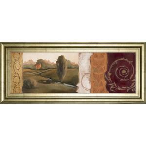 """Tuscan Scene Il Framed Print Wall Art"