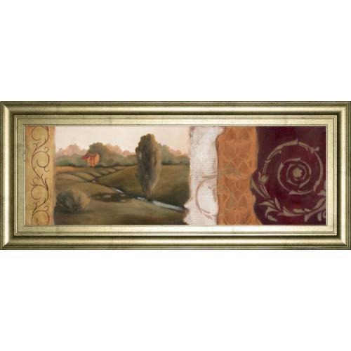 """Classy Art - """"Tuscan Scene Il Framed Print Wall Art"""