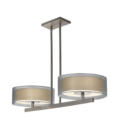 Puri 2-Light Bar Pendant