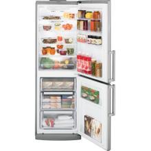 See Details - GE® 11.6 Cu. Ft. Bottom-Freezer Refrigerator