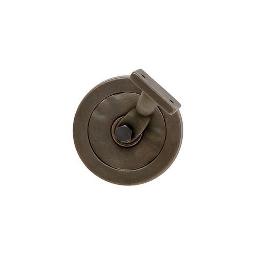 Designer Textures Handrail Bracket Silicon Bronze Brushed with Basic