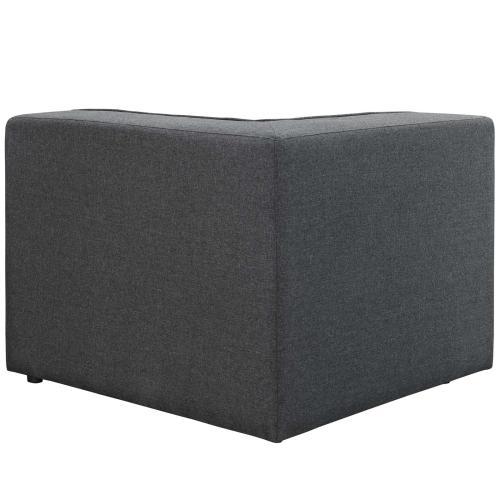 Mingle Corner Sofa in Gray