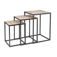 Marcos Tables - Set of 3