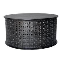 See Details - Black Canyon Round Cocktail Table