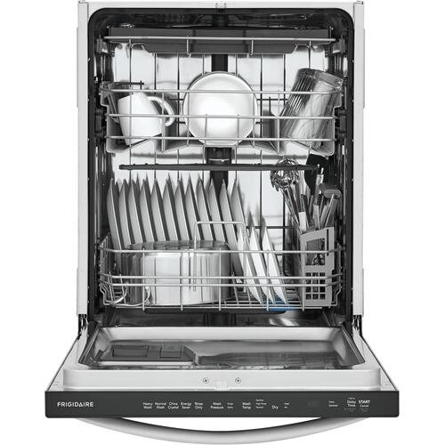 Frigidaire - Frigidaire 24'' Built-in Dishwasher with EvenDry™
