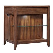 View Product - 1 Drawer Nightstand
