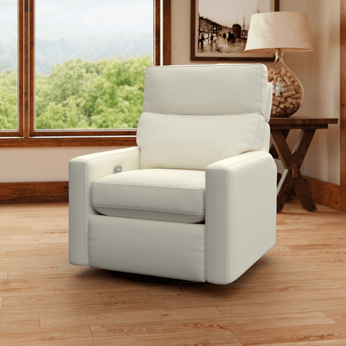 Mayes Power Reclining Swivel Chair C753/PRSWV