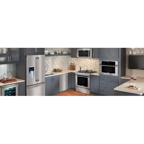 Gallery - 30'' Gas Built-In Range with Wave-Touch® Controls