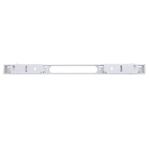 White Extendable Soundbar Wall Mount Designed For Sonos Arc Sound bar