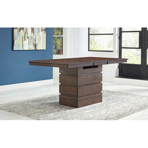 A America - HIGH-LOW Convertible Height Storage Table